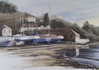 The Boatyard, St Anthony in Meneage