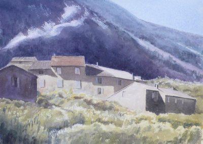 10am Les Alazards Provence