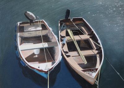 Small Boats in Porthleven