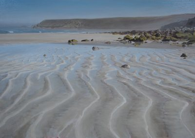 Sand Ripples at Sennen